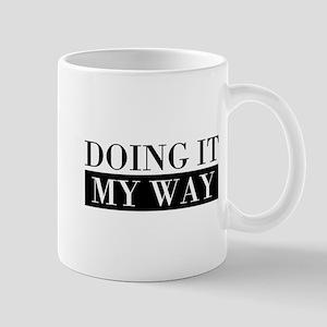 My Way Mugs