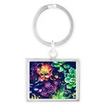 Colorful Plants Keychains