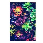 Colorful Plants Postcards (Package of 8)