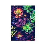 Colorful Plants Magnets
