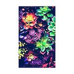Colorful Plants Sticker