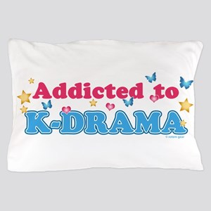 Addicted To K-Drama Pillow Case