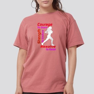 Woman Runner T-Shirt