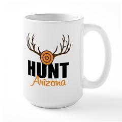 Hunt Arizona Large Mug