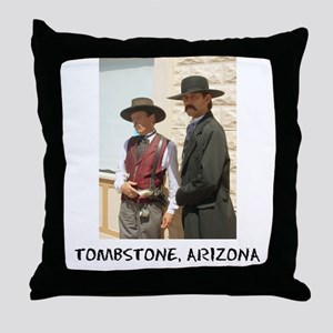 wyattanddocshirt Throw Pillow