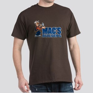 Mac's Builders Dark T-Shirt