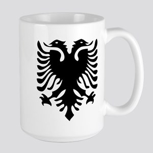 Albanian Eagle Large Mug