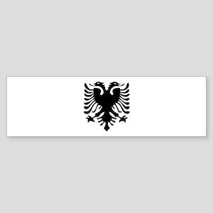 Albanian Eagle Bumper Sticker