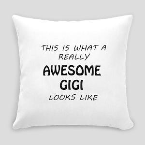 Awesome Gigi Everyday Pillow