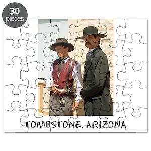 10292c75dd88d Ok Corral Puzzles - CafePress