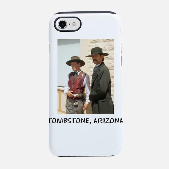 wyattanddocshirt.png iPhone 8/7 Tough Case