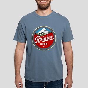 Historic Rainier Beer logo T-Shirt