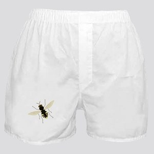 Bee Insect Boxer Shorts