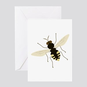 Bee Insect Greeting Cards