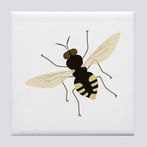 Bee Insect Tile Coaster