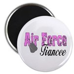 Air Force Fiancee Magnet