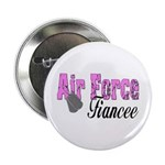 Air Force Fiancee Button