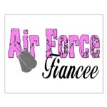 Air Force Fiancee Small Poster