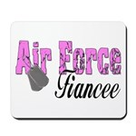 Air Force Fiancee Mousepad