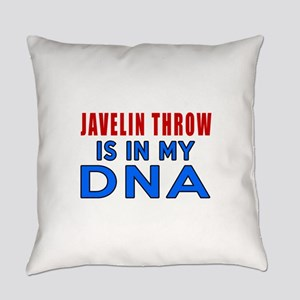 Javelin Throw Is In My DNA Everyday Pillow