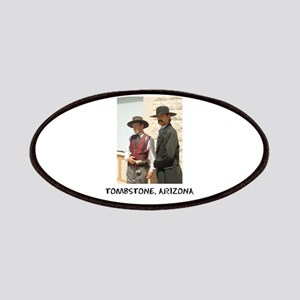 bc6d2b67890c9 Wyatt Earp Patches - CafePress