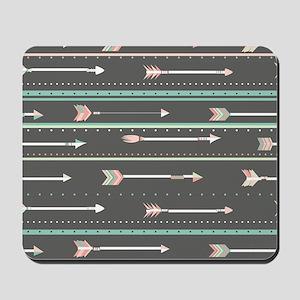 Arrows Mousepad