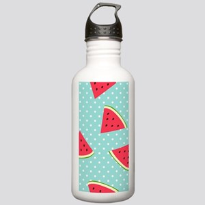 Watermelon Pattern Stainless Water Bottle 1.0L