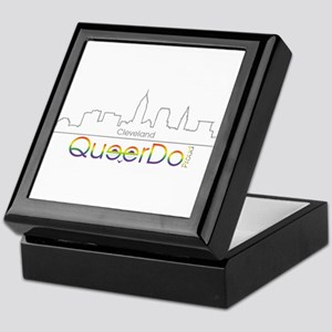 Cleveland QueerDo Keepsake Box