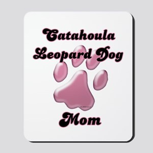 Catahoula Mom3 Mousepad