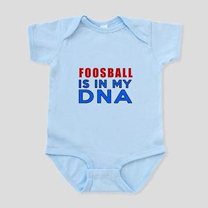 Foosball Is In My DNA Infant Bodysuit