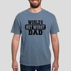 Worlds Not Worst Dad T-Shirt
