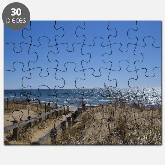 Beach walkway Puzzle