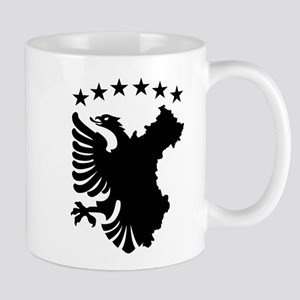 Shqipe - Autochthonous Flag Mugs
