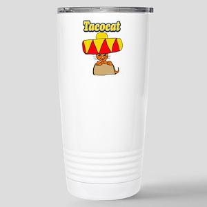 Taco cat Travel Mug