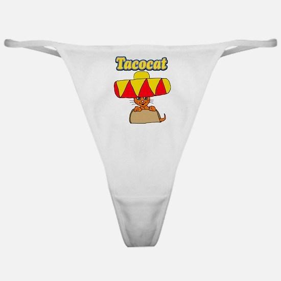 Taco cat Classic Thong