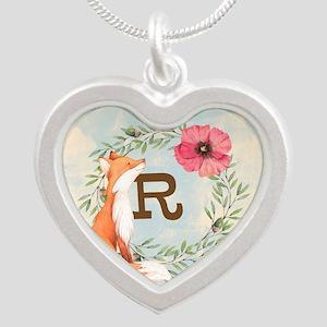 MONOGRAM Woodland Fox Necklaces