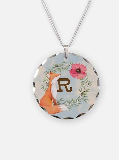 MONOGRAM Woodland Fox Necklace
