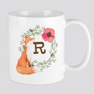 MONOGRAM Woodland Fox Mugs