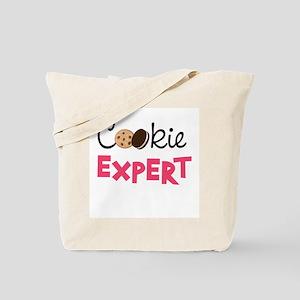 Cookie Expert (Pink) Tote Bag
