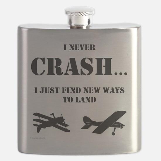 Cute Airplane Flask