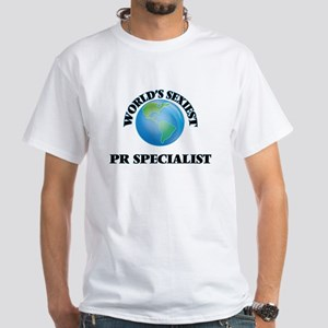 World's Sexiest Pr Specialist T-Shirt