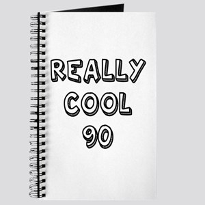Really Cool 90 Designs Journal