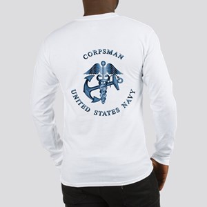 USN Corpsman Long Sleeve T-Shirt