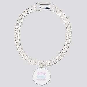 Personalize/Ours On Loan Charm Bracelet, One Charm