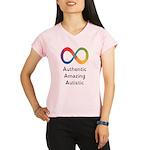 Autism Pride, Women's Performance Dry T-Shirt