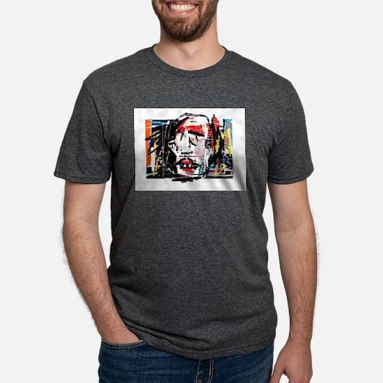 Picasso Cubist Clown T-Shirt