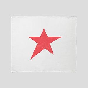 Caliche Star Throw Blanket