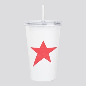 Caliche Star Acrylic Double-wall Tumbler
