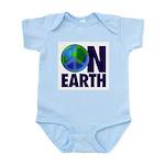 Peace on Earth Infant Creeper