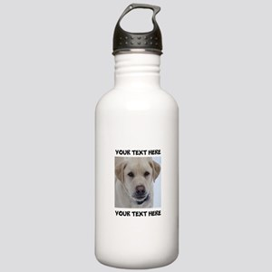 Dog Labrador Retriever Stainless Water Bottle 1.0L